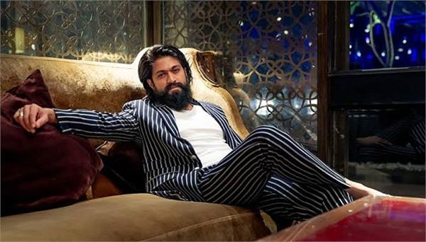 kgf star yash said about his beard in the film