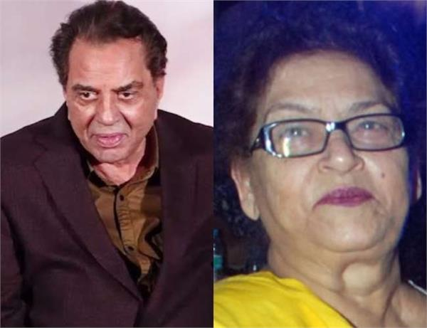 dharmendra get emotional in the memories of choreographer saroj khan
