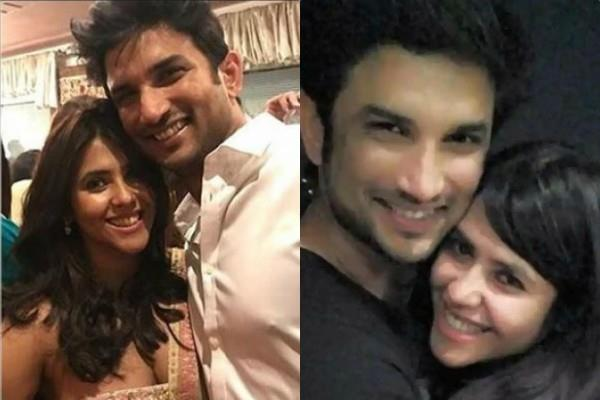 ekta kapoor announce fund for mental health awareness in memory of sushant