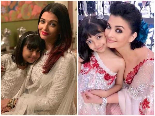 actress aishwarya rai and her daughter aaradhya corona positive