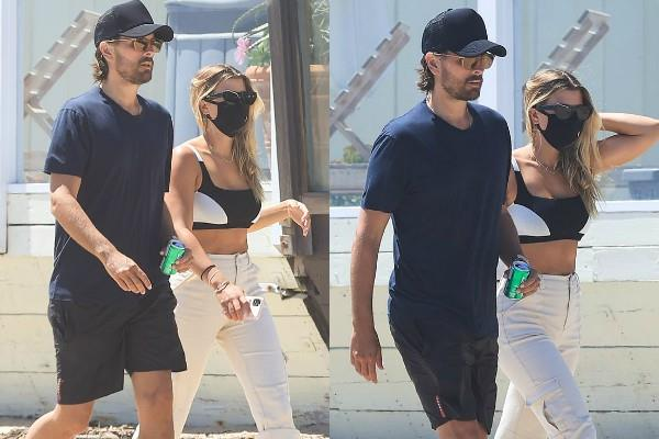 scott disick and sofia richie reunited after breakup