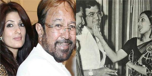twinkle shares unseen photo on death anniversary of father rajesh khanna