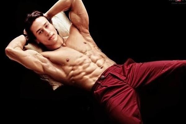 anupam kher comments on tiger shroff shirtless photo why not eat anything