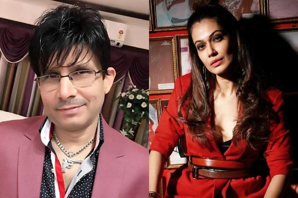payal rohatgi s reaction on krk tweet