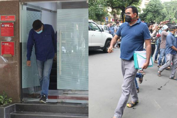 bihar police arrives at bank to get details of sushant singh account