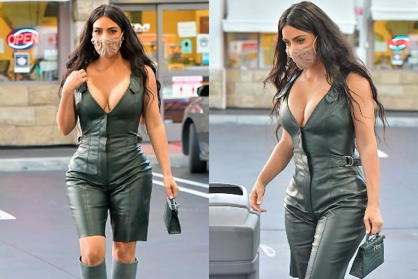 kim kardashian looks stylish in her latest pictures