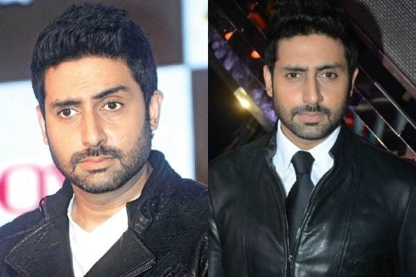 abhishek respond fan asked  father admitted in hospital whose trust will you eat