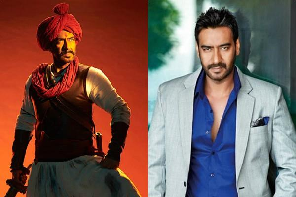 ajay devgan film tanhaji will world premiere on star plus for first time