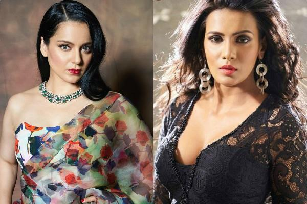 meera mithun gets angry with kangana ranaut said shame on you