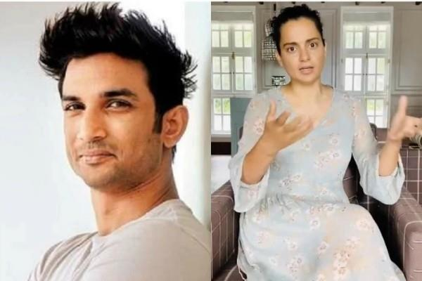 mumbai police to record kangana ranaut statement in sushant suicide case