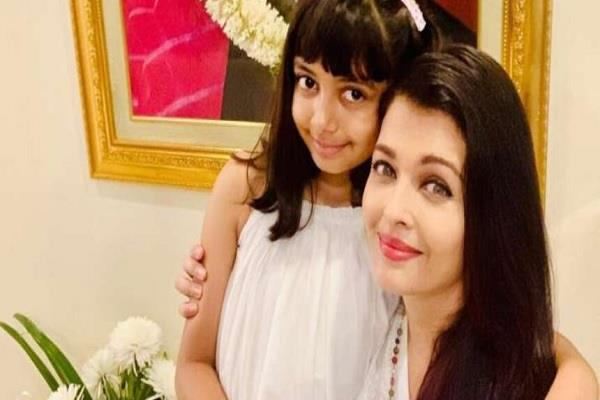 aishwarya and aaradhya admitted to nanavati hospital