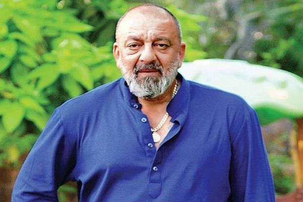 actor sanjay dutt admitted to hospital corona report negative