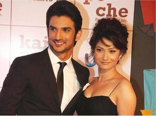 ankita share account details after allegation of sushant was paying her flat emi