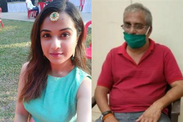 sushant ex manager disha salian father filed complaints in mumbai police