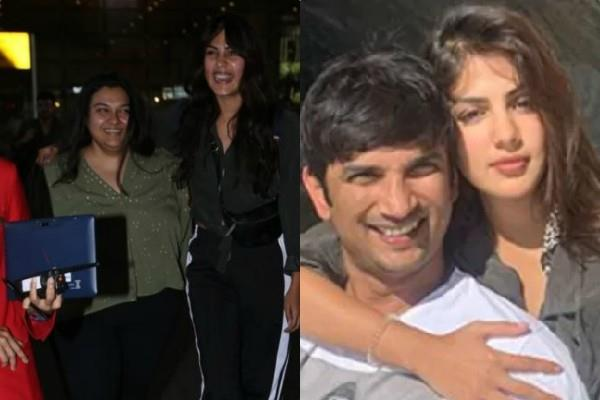 shruti modi has agreed to become a state witness in sushant case