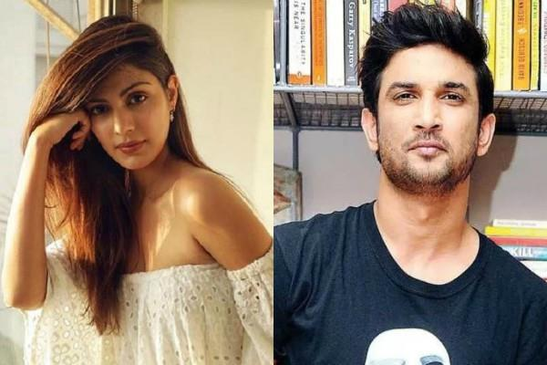 shushant singh rajput case rhea chakraborty drug related whatsapp chat