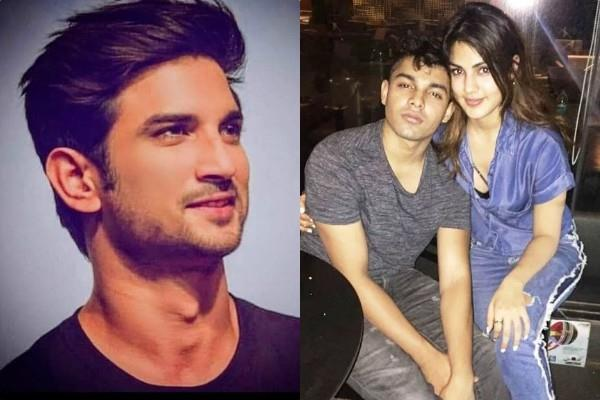 cbi registers fir against rhea her brother and four others in sushant case