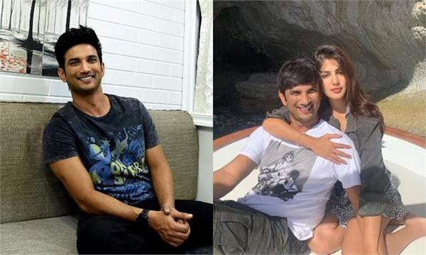 users claim rhea shared fake whatsapp chats with sushant singh rajput