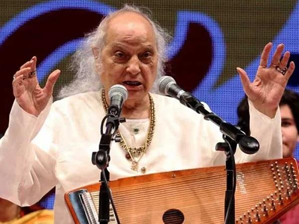 pandit jasraj funeral live broadcast with state honors