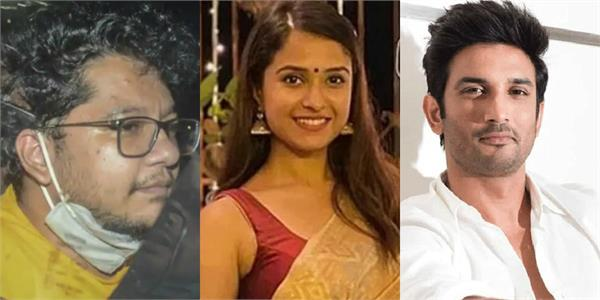 siddharth reveal sushant asked him hard disk data after disha death