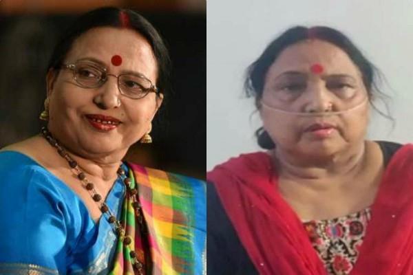 folk singer sharda sinha fake death news viral