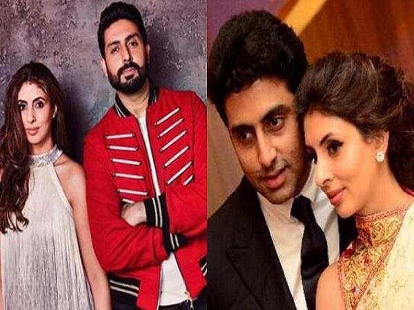 abhishek bachchan share a picture form hospital sister shweta said hang in there