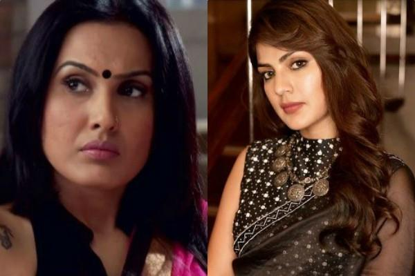 kamya punjabi raised questions over rhea and sushant singh s whatsapp chat