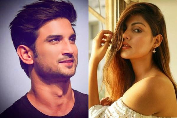 rhea chakraborty confesses sushant singh mind changed after europe trip