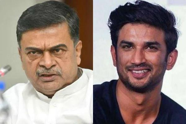 union minister rk singh demands cbi inquiry in sushant singh rajput death case