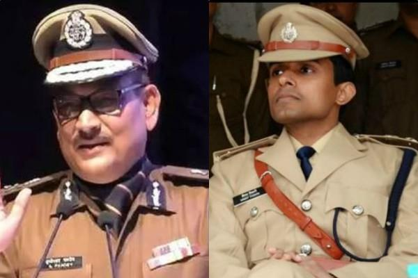 bmc left ips vinay tiwari from quarantine bihar dgp thanked