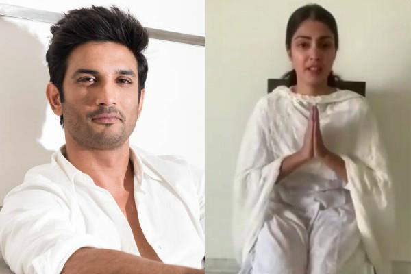 sushant lawyer vikas singh said rhea trying to be innocent