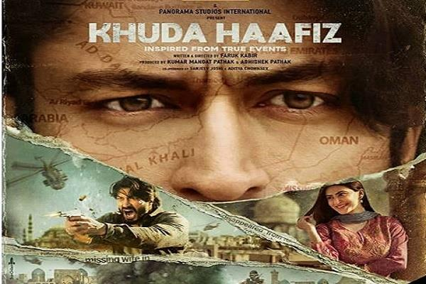 movie review of film khuda haafiz