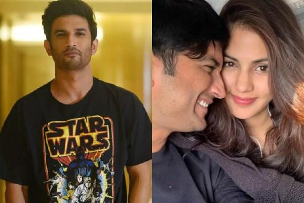 sushant discussing retirement plan with rhea and her father in viral audio clip