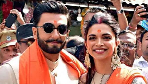 deepika ranveer singh return mumbai see pics