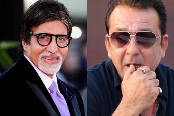 amitabh was impressed by sanjay dutt acting in film  naam  and gave special gift