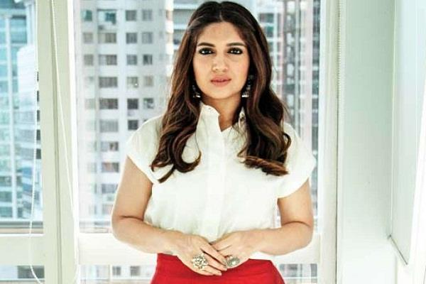 bhumi pednekar appealed to people to wear clothes repeat