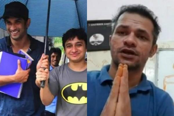 sushant s friend ganesh and ankit demands protection after death threatened