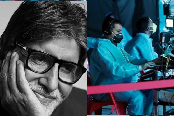 amitabh bachchan started shooting for kbc 12 after covid 19 recovery