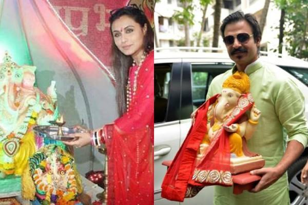 salman khan to govinda bollywood stars celebration ganesh chaturthi