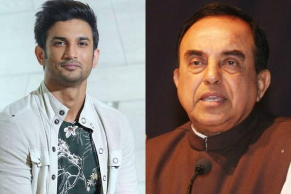 subramanian asked why dubai drug dealer met him on the day of sushant death