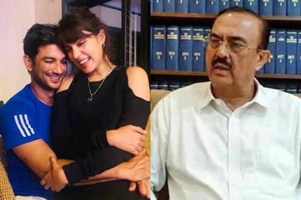 sushant family lawyer statement on cbi interrogation of rhea chakraborty