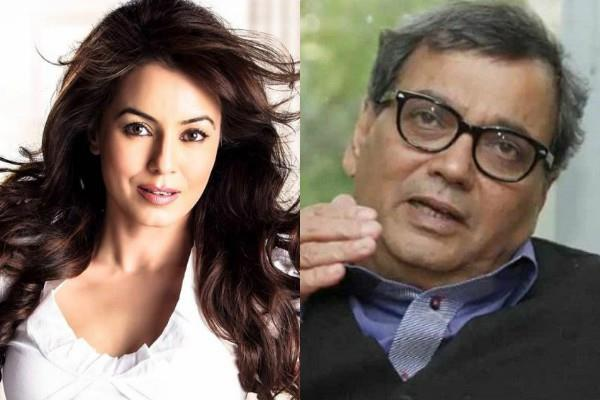 subhash ghai reaction to mahima chaudhary s allegations