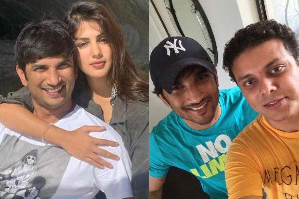 sushant s brother in law reacts to therapist statement and alleged rhea