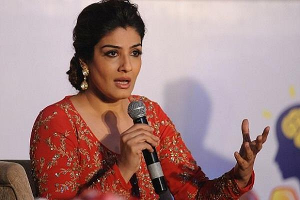 raveena tandon exposed the truth of bollywood