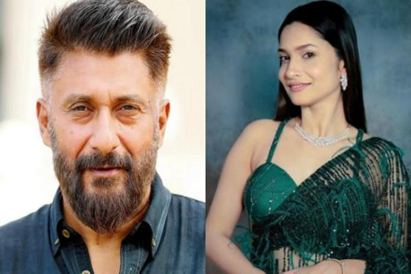 vivek agnihotri advises ankita lokhande to remain carefull sushant case
