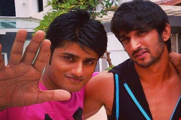 sushant and sandip singh did not talk on phone for the last 1 year
