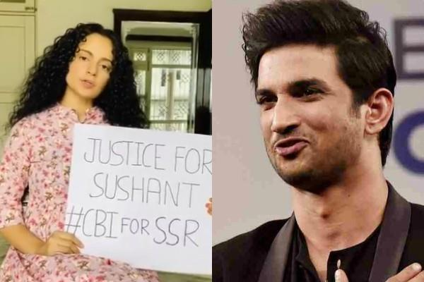 kangana says we deserve to know the truth and demand cbi probe in sushant case
