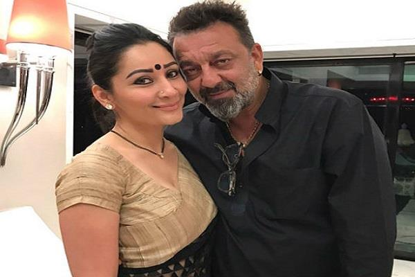 manyata dutt released statement about sanjay dutt health