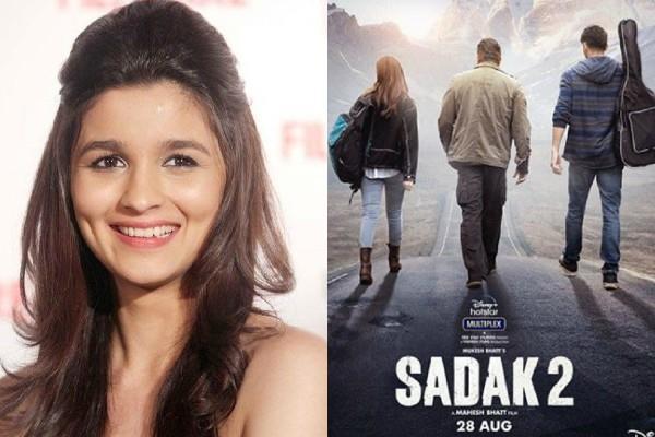people demand boycott alia bhatt film sadak 2 on social media