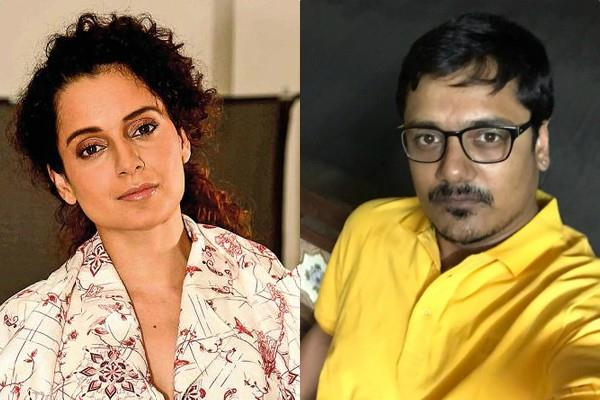 kangana reacts to kushal jhaveri post